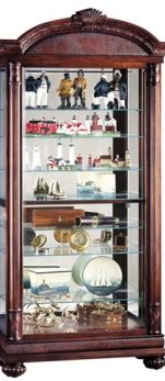 Howard Miller Curio Collectors Cabinet